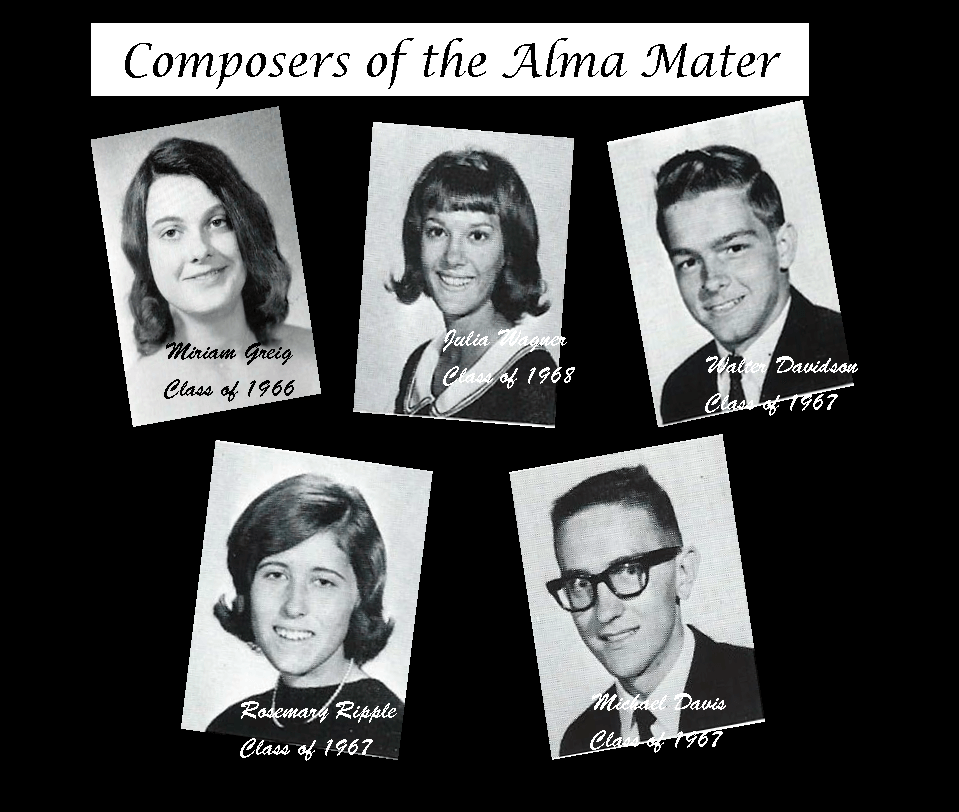 """Composers of the Alma Mater"""