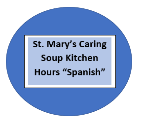 Soup kitchen spanish