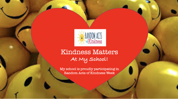 random acts of kindness week 2020